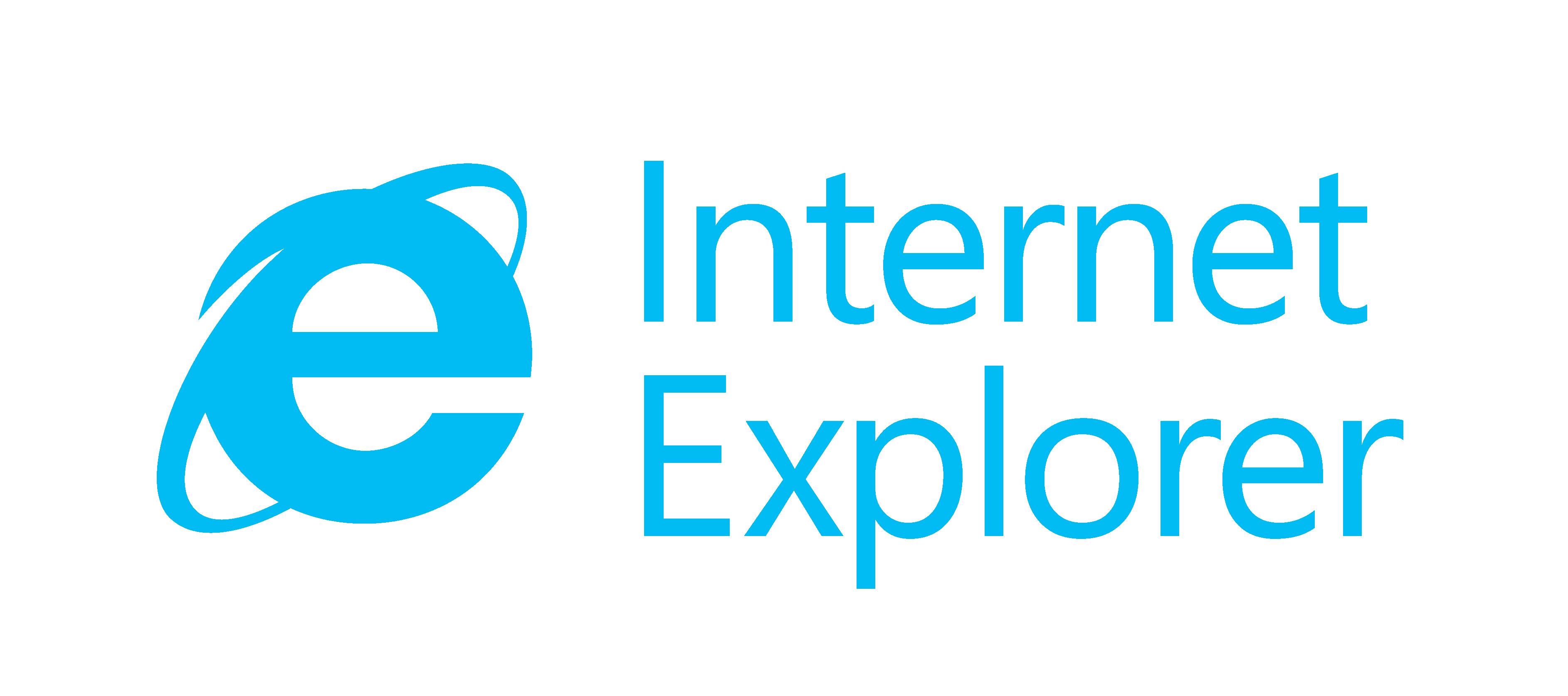 internet explorer банер